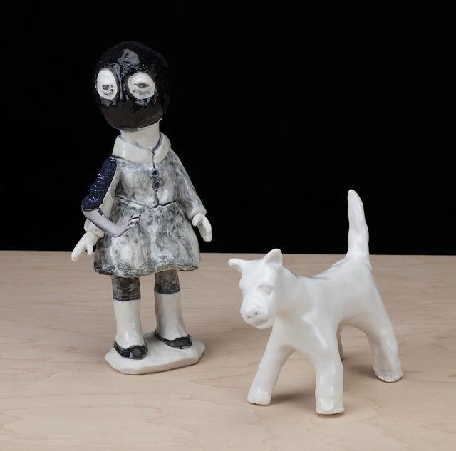 , 'Petit chien perdu de Coco,' 2014, Conduit Gallery