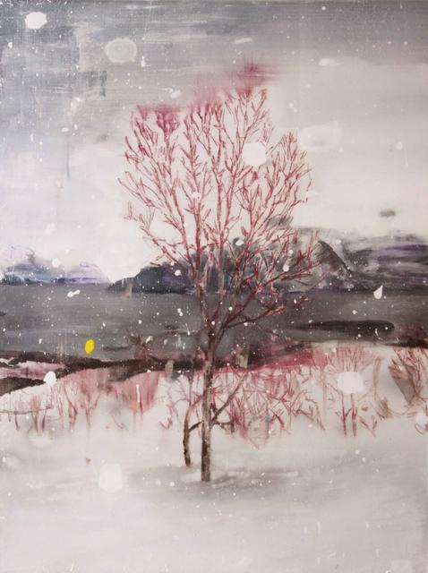 , 'La carte,' 2016, Christopher Moller Gallery