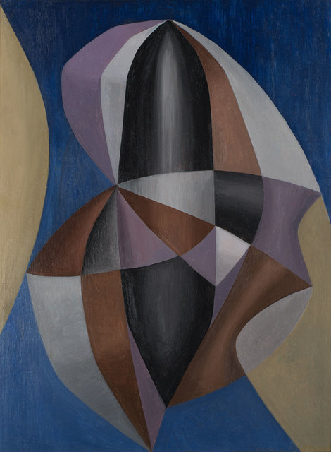 , 'Abstract Forms II ,' 1936, Weinstein Gallery