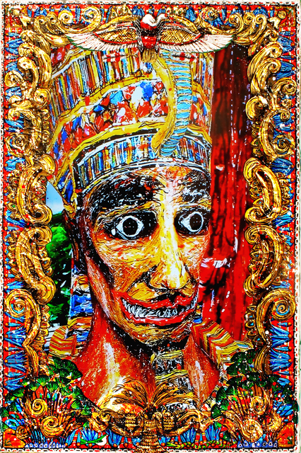, 'The Great Son Of God (Pharaoh Ramsess II – Egypt),' 2015, Postmasters Gallery