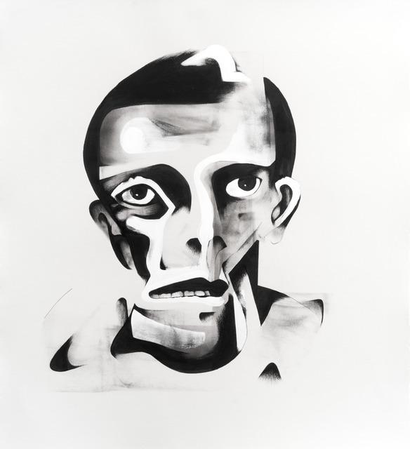 , 'Untitled Portrait I,' 2012, Moskowitz Bayse