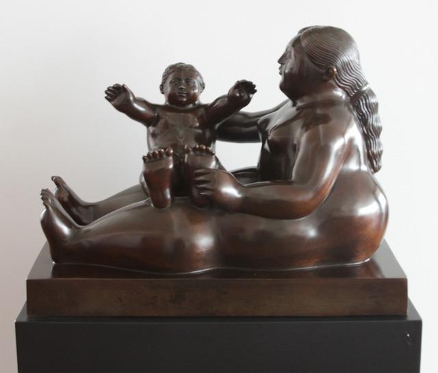 , 'Maternidad,' 1985, LGM Arte Internacional