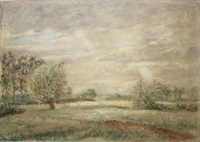 Charles Sykes, 'Landscape in Gloucestershire', 1939, EastCoastArt