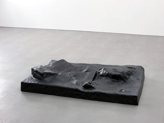 , 'Bodenplatte 2,' 2013, carlier | gebauer
