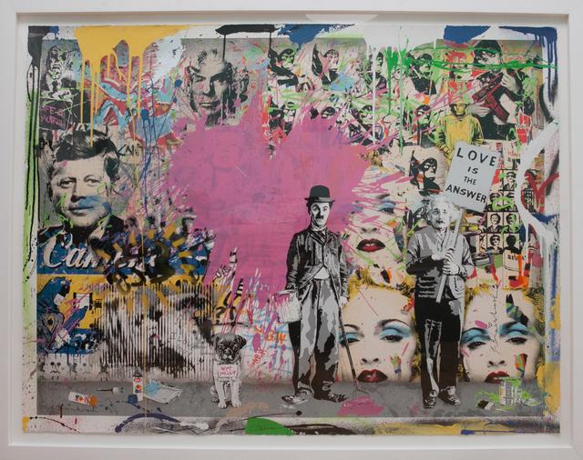 , 'Juxtapose,' 2012, Fischtein Fine Art