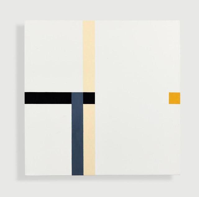 , 'Tensiones Lineales - Asymetricos,' 2017, Durban Segnini Gallery
