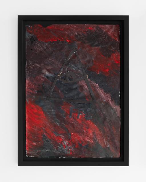 , 'Eye of Occult,' 2015, Sæter Jørgensen Contemporary