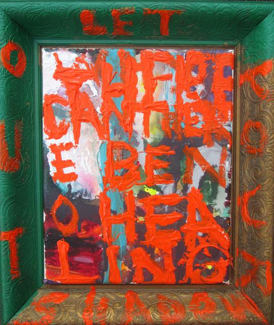Ben La Rocco, 'There Can Be Healing', 2018, John Davis Gallery