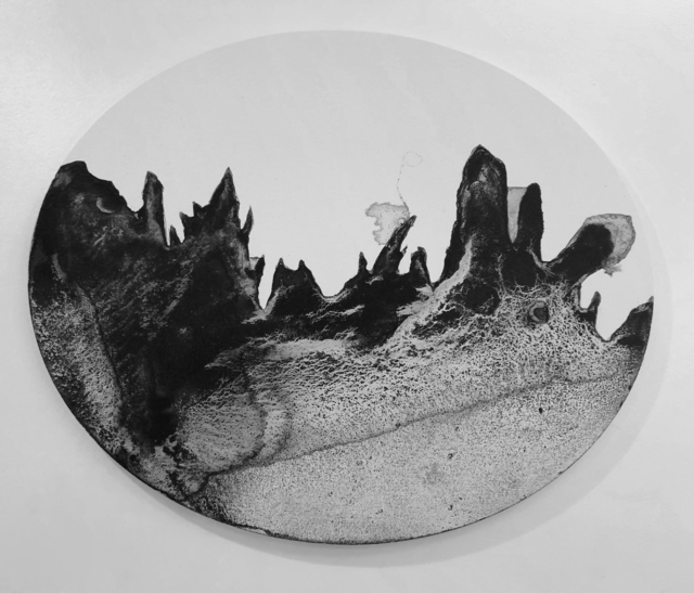 , 'The New Landscapes VII,' 2018, River