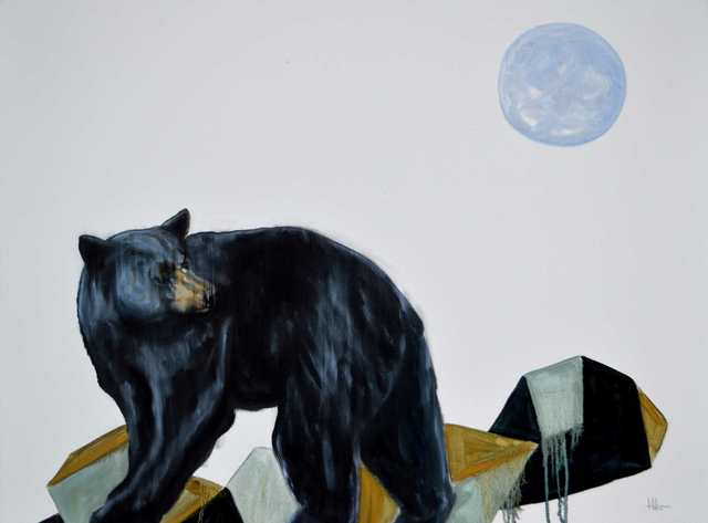 Todd Horton, 'The Glow of the Moon Warmed her Heart', Visions West Contemporary