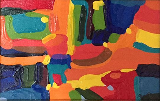 , 'Abstract II,' , Fils Fine Arts