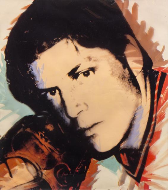 Andy Warhol, 'Tom Seaver', Hindman