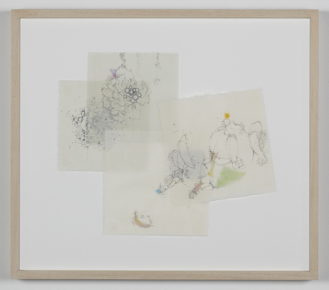 , '2014年.3月.ドローイング.月曜日   2014. March. drawing. Monday ,' 2014, Tomio Koyama Gallery