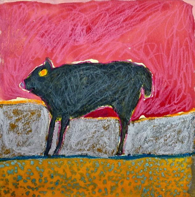 Eleanor Hubbard, 'Black Sheep', 2012, Walter Wickiser Gallery