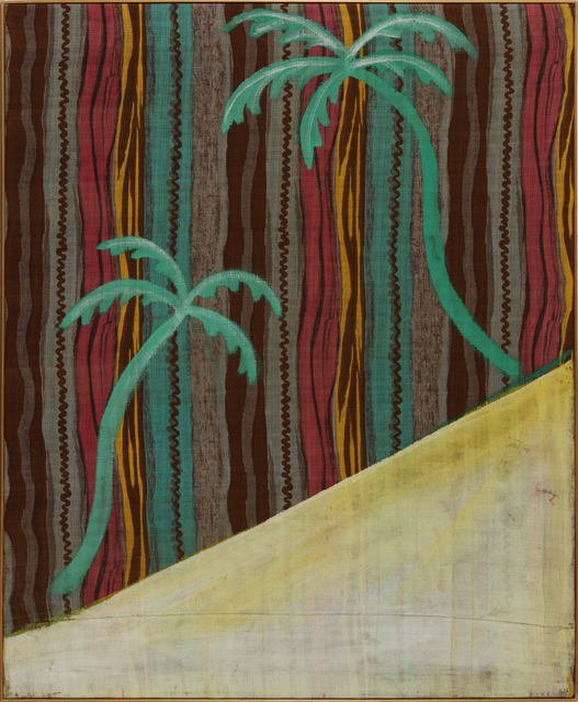 , 'The Palm Painting (Das Palmen-Bild),' 1964, Museum Ludwig
