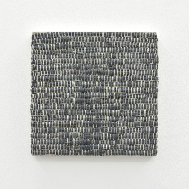 , 'Composition for Woven Solid (Gray) #1,' 2017, PRAZ-DELAVALLADE