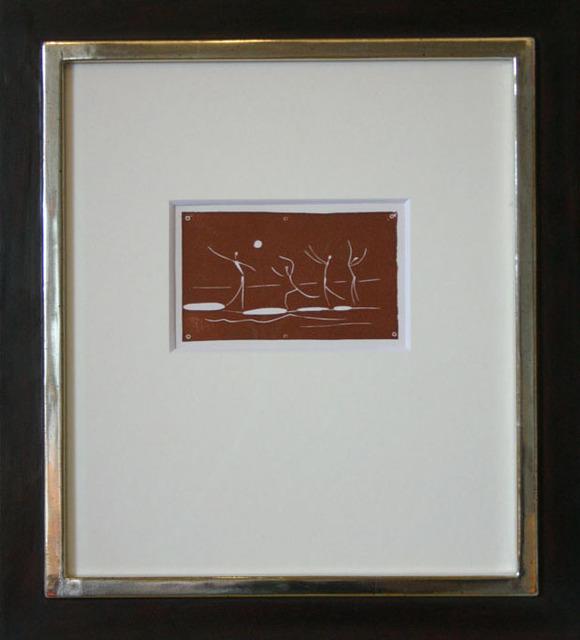 Pablo Picasso, 'Dans l´argile de Picasso, 1957', 1957, Galerie Ludwig Kleebolte