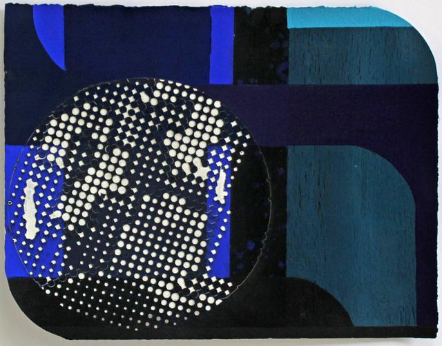 , 'Bacchus (blue),' 2018, Adah Rose Gallery