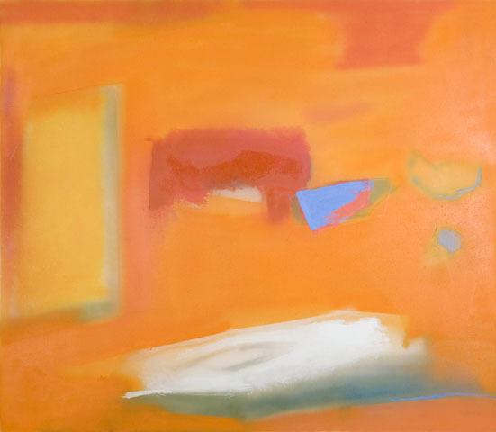 Esteban Vicente, 'Focal point', 1987, Galería Daniel Cardani
