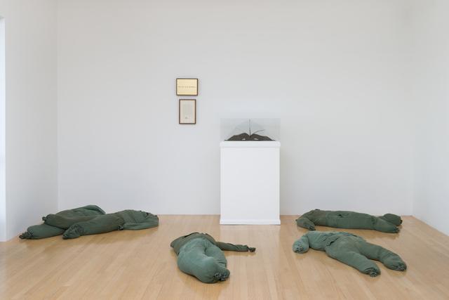 , 'The Non War Memorial,' 1970, L.A. Louver
