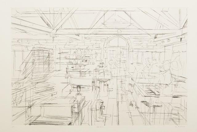 , 'Studio Interior,' 2016, Childs Gallery