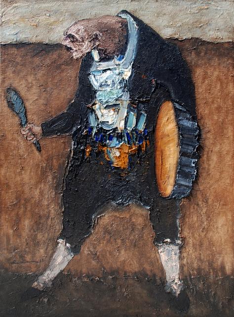 , 'Dedesmini,' 2013, Anna Laudel