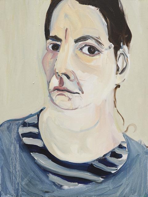 , 'Self-Portrait III, January,' 2018, Victoria Miro