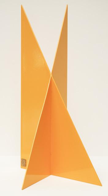 , 'Apex III (yellow),' 2014, David Richard Gallery