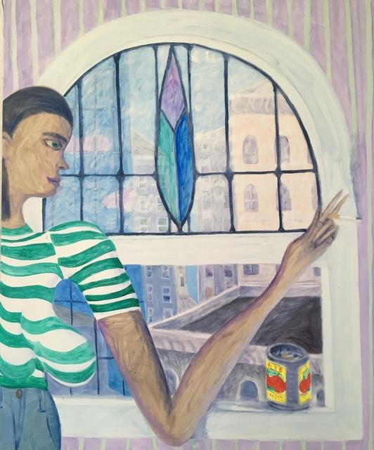, 'Beth,' 2017, David Risley Gallery