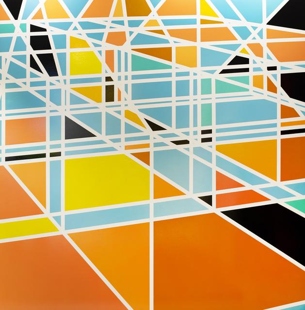 Sarah Morris, 'Pools - Days Inn (Miami)', 2003, Sevil Dolmacı Art Gallery