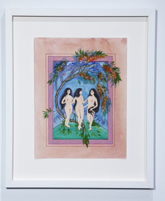 , 'The Three Graces ,' 2017, Project for Empty Space
