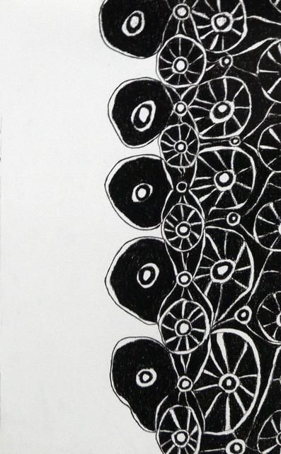, 'Corail Artefact, conquête variation 7,' 2018, Galerie Céline Moine & LGFA