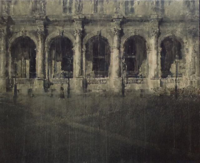, 'Windows Of Venice II,' 2018, Eckert Fine Art