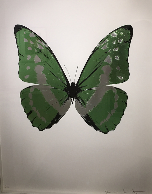 , 'Souls III, Leaf Green/SilverGloss/Raven Black,' , Lawrence Alkin Gallery
