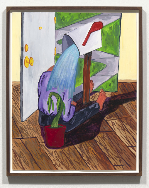 , 'First of the month,' 2018, Jessica Silverman Gallery