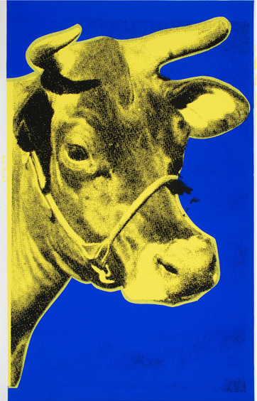 Andy Warhol, 'Cow (F & S 12)', 1971, Kenneth A. Friedman & Co.