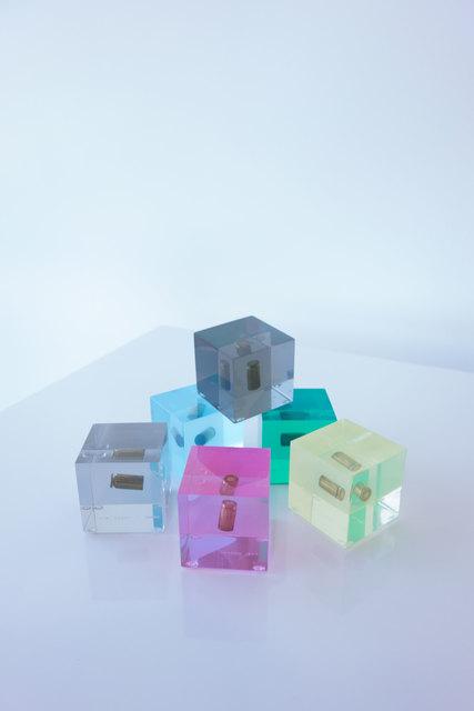 , 'Caliber Cubes,' 2017, Marcel Katz Art