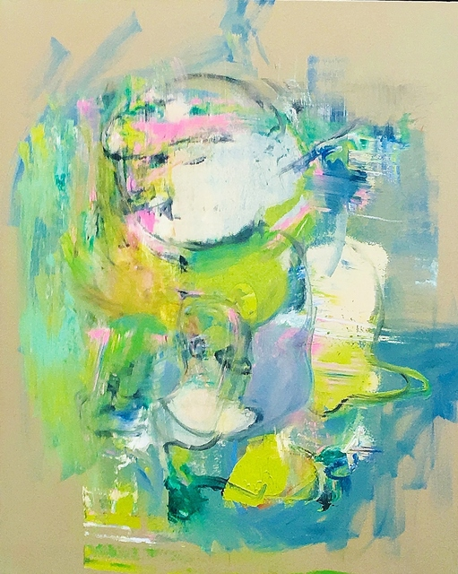, 'Hairdo,' 2018, Lawrence Fine Art