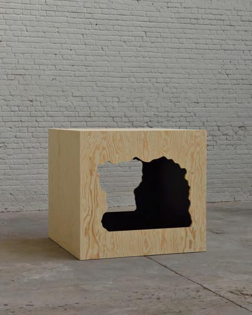 , 'Open Cube #4,' 2016, Galerie Greta Meert