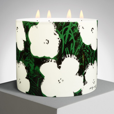 Andy Warhol, 'Flowers Candle by Andy Warhol', 2018, Artware Editions