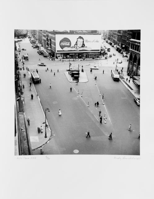 Rudy Burckhardt, 'Rudy Burckhardt Photos', 1981, Brooke Alexander, Inc.