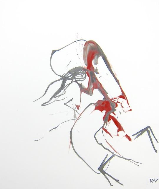 , 'L'Enfant chuté (The Fallen Child),' 1993, Galerie OSP