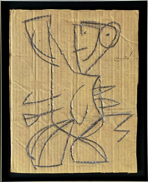 Joan Miró, 'Femme', 1978, Fairhead Fine Art Limited