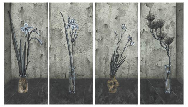, 'Yesterday,' 2015, Galerie du Monde