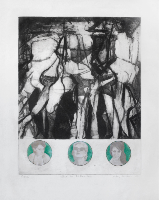 , 'What the butler saw,' 1962, The Mayor Gallery