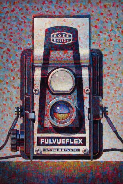 , 'Fulvueflex Camera ,' 2018, George Billis Gallery