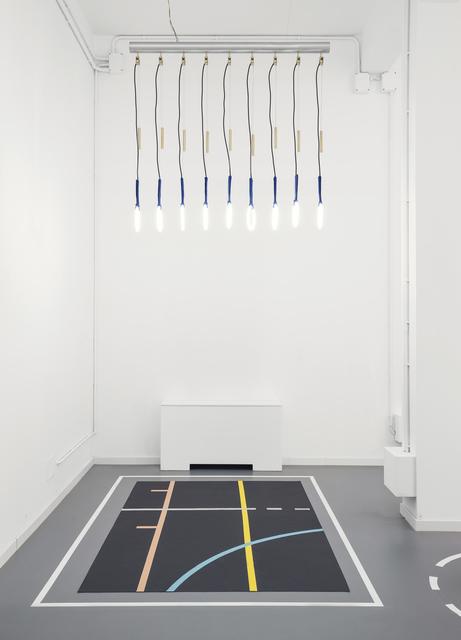 Alberto Biagetti and Laura Baldassari, 'Yoga nero', 2015, Secondome