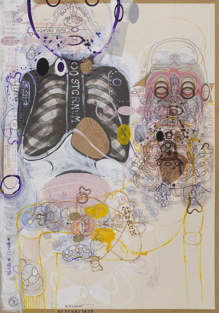 , 'Sternum,' 2013, Cavin Morris Gallery