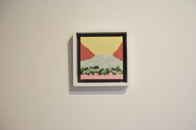, 'Paisaje Jurásico I,' 2018, SGR Galería