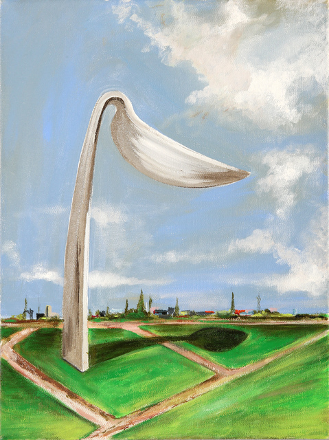 Jason Middlebrook, 'A memorable day', 2005, Galleria Pack